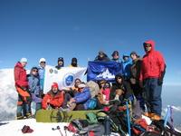 МАИ на вершине Эльбруса