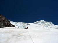Ключ маршрута на Эльбрус с Запада